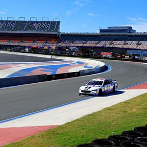 Lowe's Motor Speedway uses EnviroLogik Products