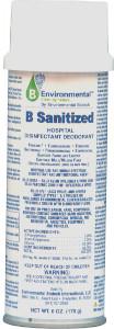 B Sanitized by Environmental Biotech
