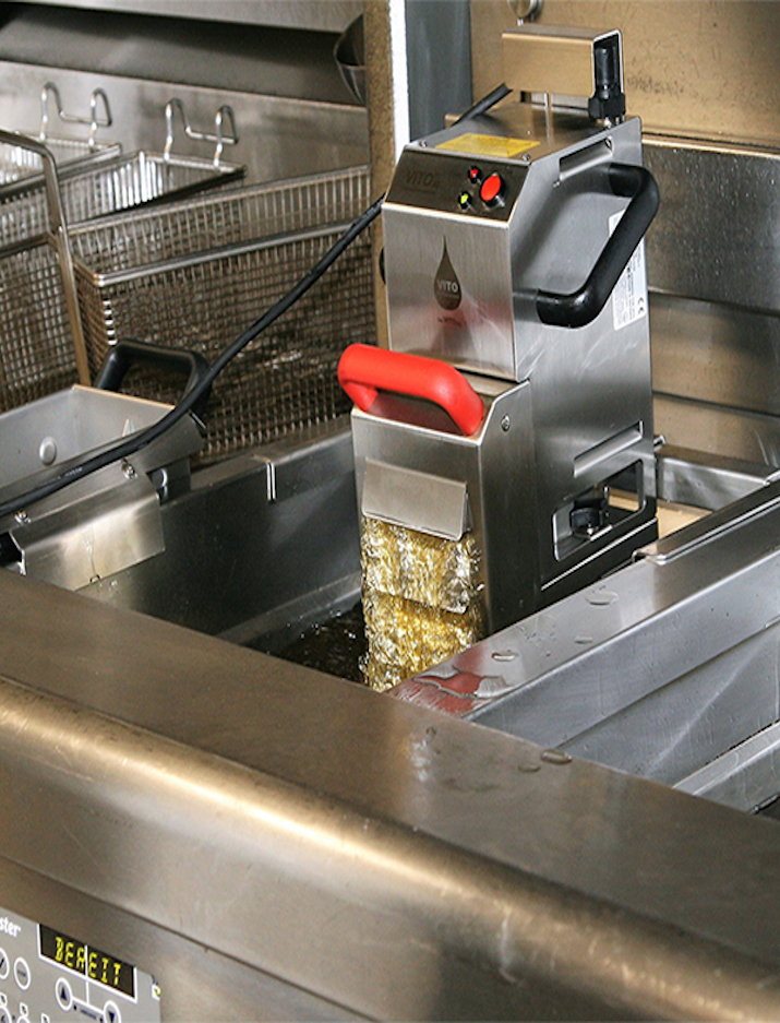 Recycle and Reuse Fryer Oil with EnviroLogik's Oil Filtering Services