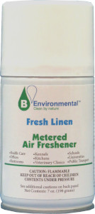 Environmental Biotech's Metered Air Fresheners